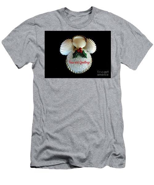 Seas And Greetings Men's T-Shirt (Athletic Fit)