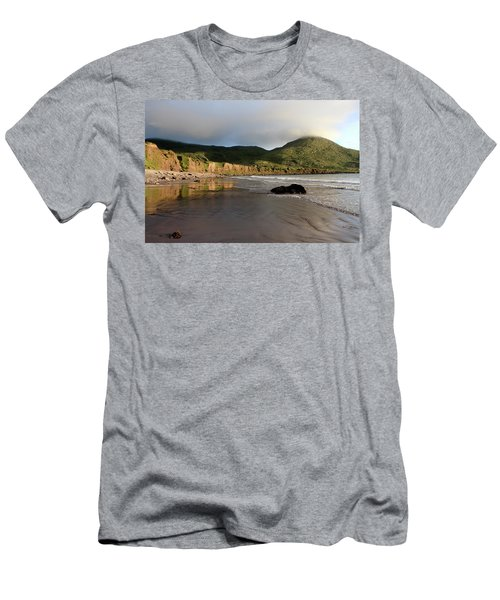 Seaside Reflections, County Kerry, Ireland Men's T-Shirt (Athletic Fit)