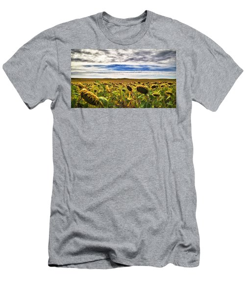 Seasons In The Sun Men's T-Shirt (Athletic Fit)