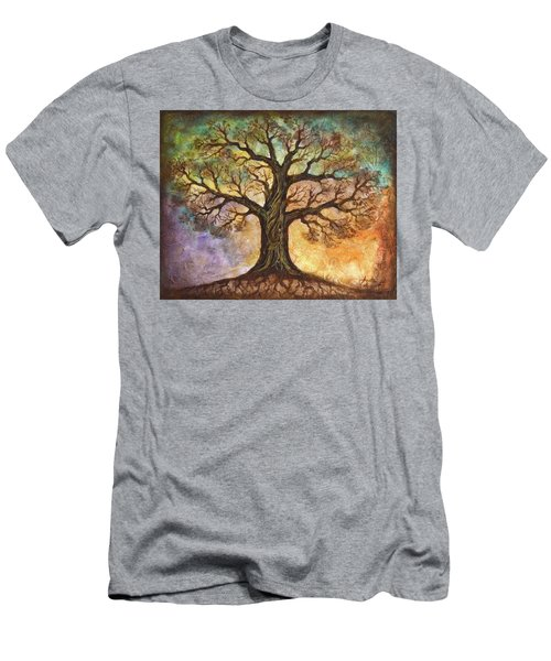 Seasons Of Life Men's T-Shirt (Athletic Fit)
