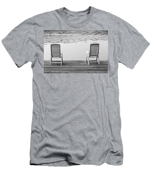 Seating For Two Men's T-Shirt (Athletic Fit)