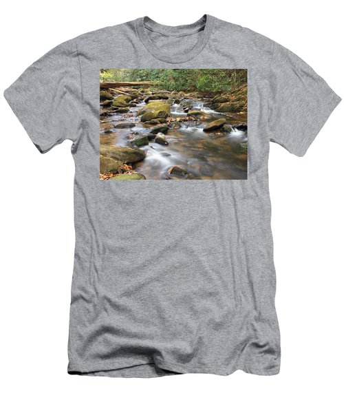 Secluded Men's T-Shirt (Athletic Fit)