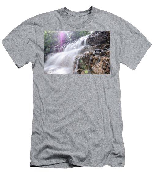 Secret Waters Flow Men's T-Shirt (Athletic Fit)