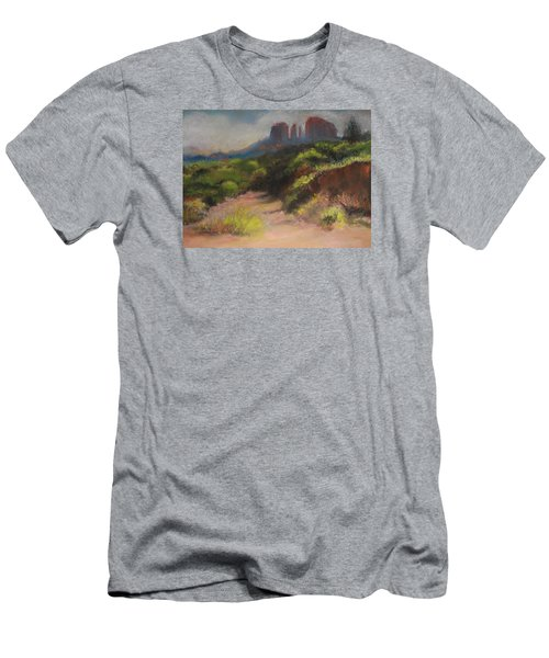 Sedona Pathway Men's T-Shirt (Athletic Fit)