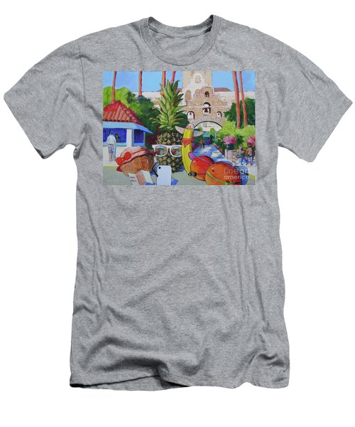See The Local Sites Men's T-Shirt (Athletic Fit)