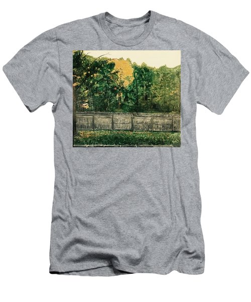Seekonk Farm Men's T-Shirt (Athletic Fit)