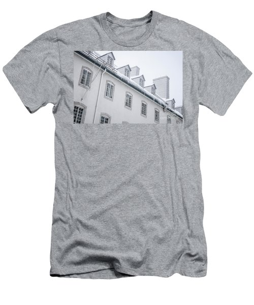 Seminary Of Quebec City In Old Town Men's T-Shirt (Athletic Fit)