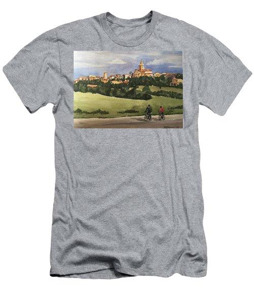 Sencelles, Mallorca Men's T-Shirt (Athletic Fit)