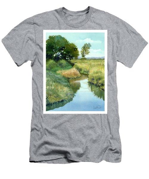 September Morning, Allen Creek Men's T-Shirt (Athletic Fit)
