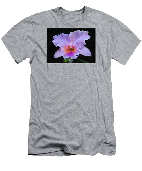 Serendipity Orchid Men's T-Shirt (Athletic Fit)