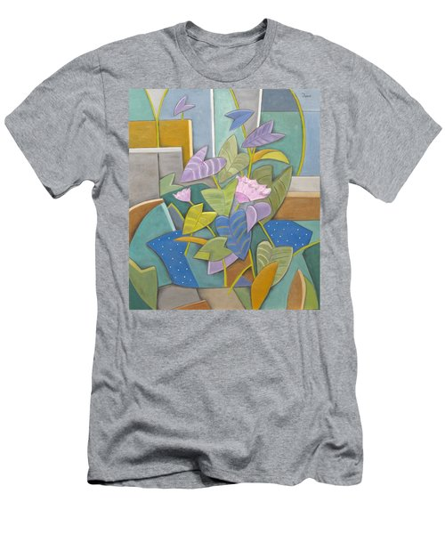 Serendipity Men's T-Shirt (Slim Fit) by Trish Toro