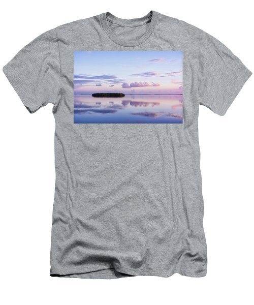 Serenity At Sunrise Men's T-Shirt (Athletic Fit)
