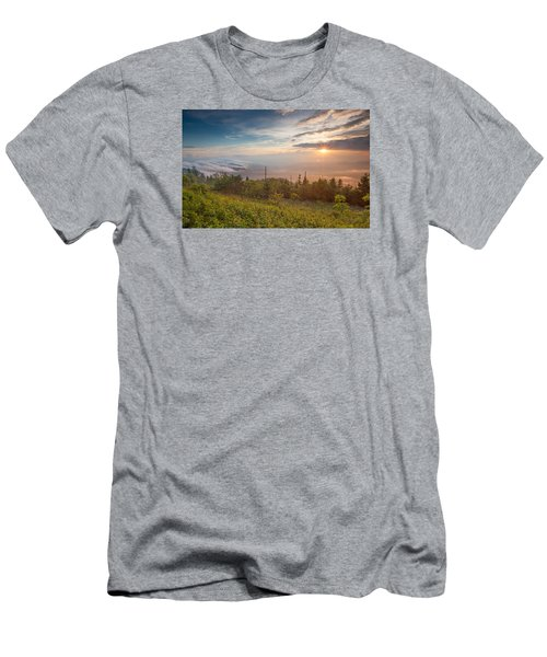 Men's T-Shirt (Slim Fit) featuring the photograph Serenity by Doug McPherson