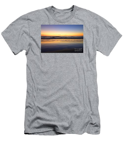 Serenity Sunset Men's T-Shirt (Athletic Fit)