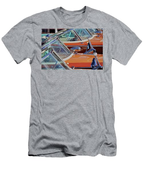 Riva Row Men's T-Shirt (Athletic Fit)