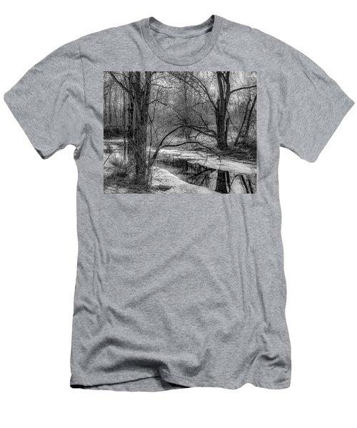Set On Defrost Men's T-Shirt (Athletic Fit)