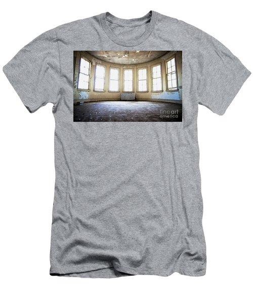 Seven Windows Men's T-Shirt (Slim Fit) by Randall Cogle
