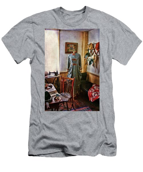 Sewing Room 1 Men's T-Shirt (Athletic Fit)