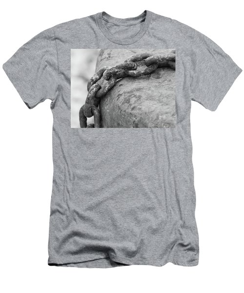 Shades Of Gray Men's T-Shirt (Athletic Fit)