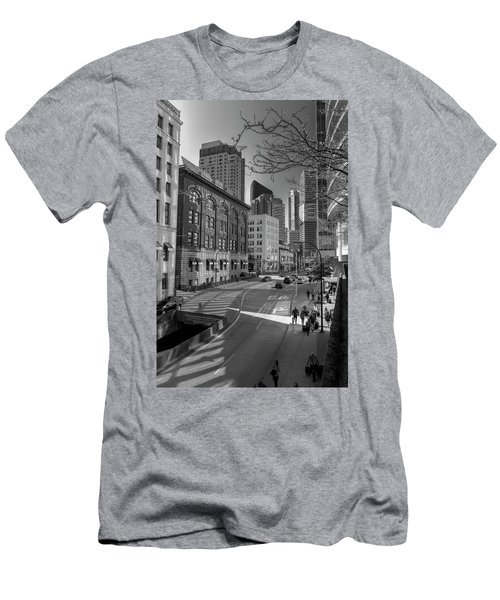 Shades Of The City Men's T-Shirt (Athletic Fit)