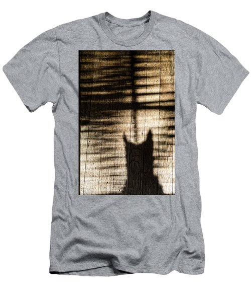 Shadow Cat Men's T-Shirt (Athletic Fit)