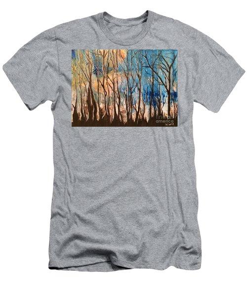 Shadow Dancers Men's T-Shirt (Athletic Fit)
