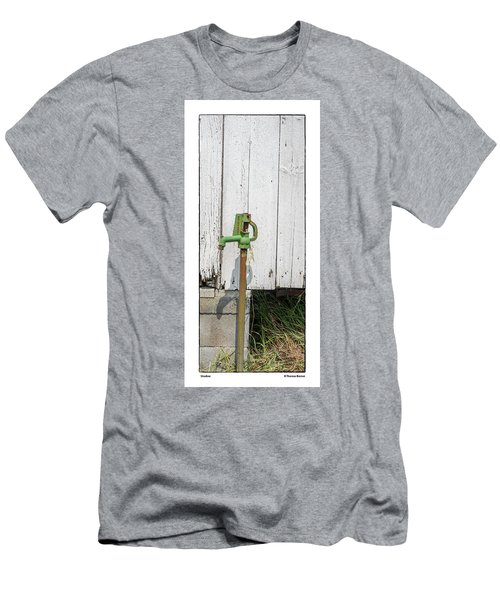 Shadow Men's T-Shirt (Slim Fit) by R Thomas Berner