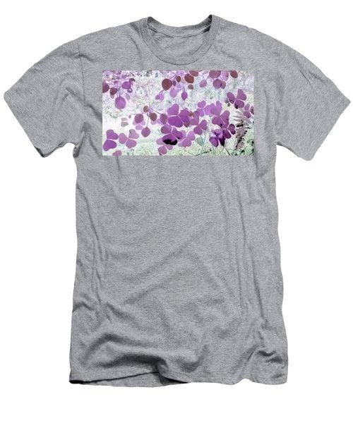 shamrocks #2A Men's T-Shirt (Athletic Fit)