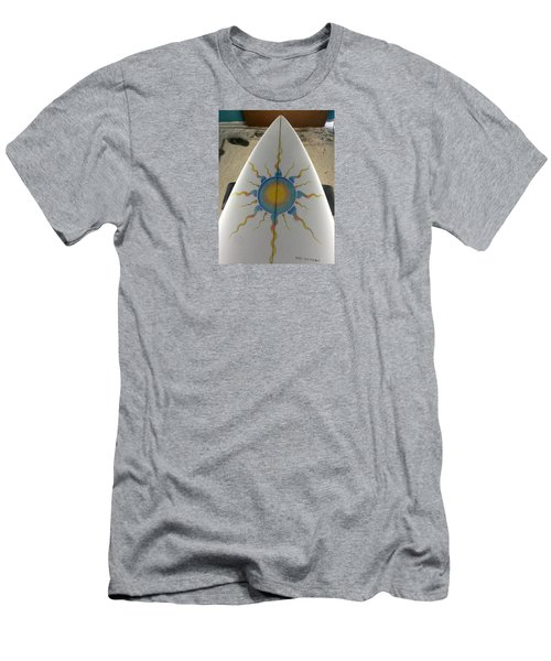 Shaping And Painting  Men's T-Shirt (Athletic Fit)