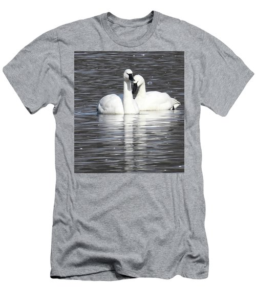 Sharing A Moment Men's T-Shirt (Athletic Fit)