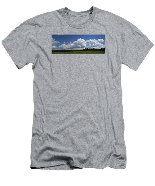 Shawmut Sky Men's T-Shirt (Athletic Fit)