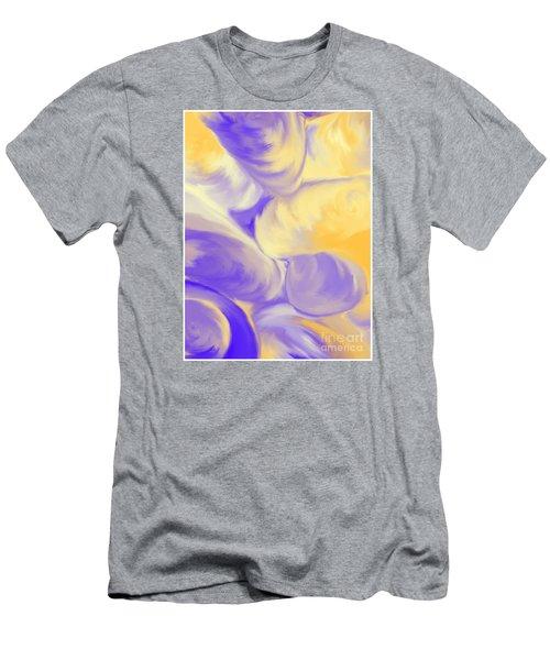 She Sells Sea Shells Men's T-Shirt (Athletic Fit)