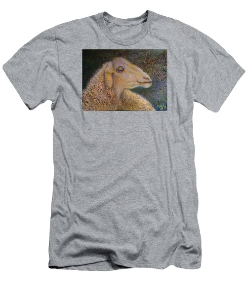 Sheep As Men's T-Shirt (Athletic Fit)