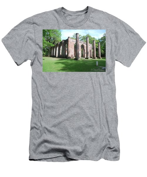 Sheldon Church 3 Men's T-Shirt (Athletic Fit)