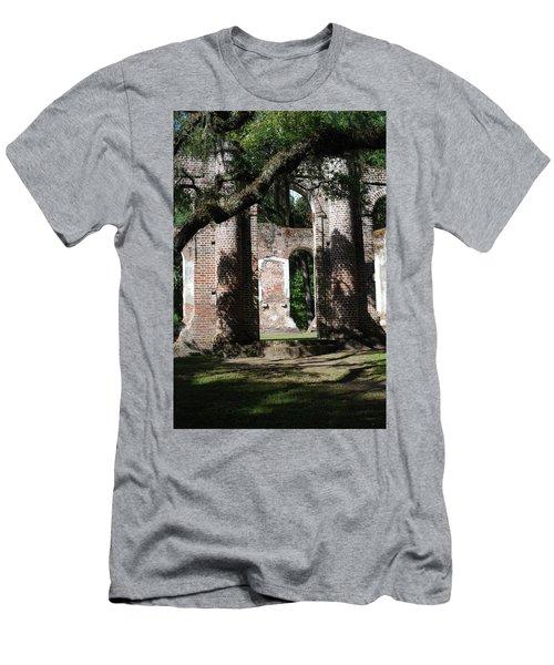 Sheldon Church 9 Men's T-Shirt (Athletic Fit)