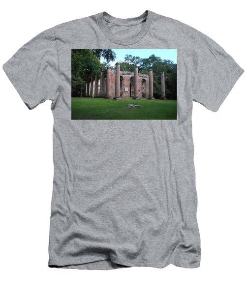 Sheldon Church 6 Men's T-Shirt (Athletic Fit)