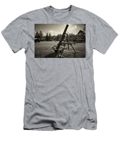 Men's T-Shirt (Athletic Fit) featuring the photograph Shell Shock by Tgchan
