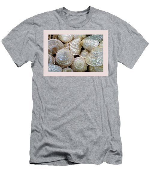 Shells - 4 Men's T-Shirt (Slim Fit) by Carla Parris