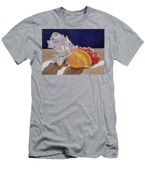 Shells On A Shelf Men's T-Shirt (Athletic Fit)