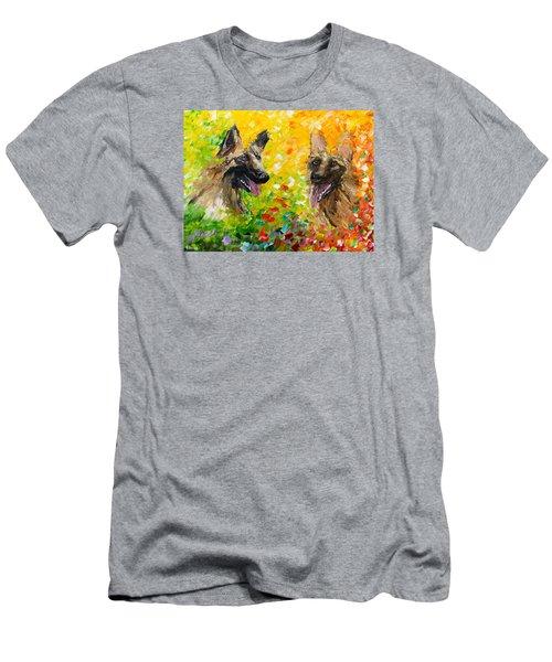 Shepards Men's T-Shirt (Athletic Fit)