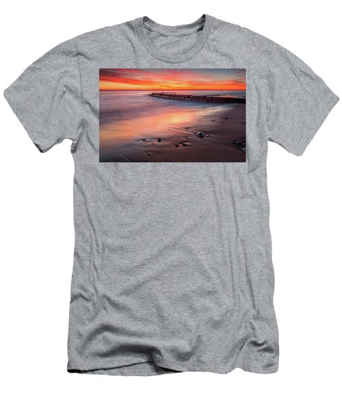 Sheridan Sunrise Men's T-Shirt (Athletic Fit)