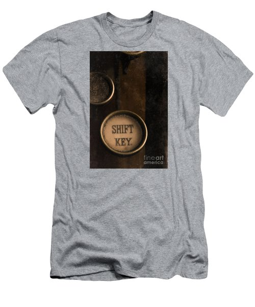 Shift Key Men's T-Shirt (Athletic Fit)