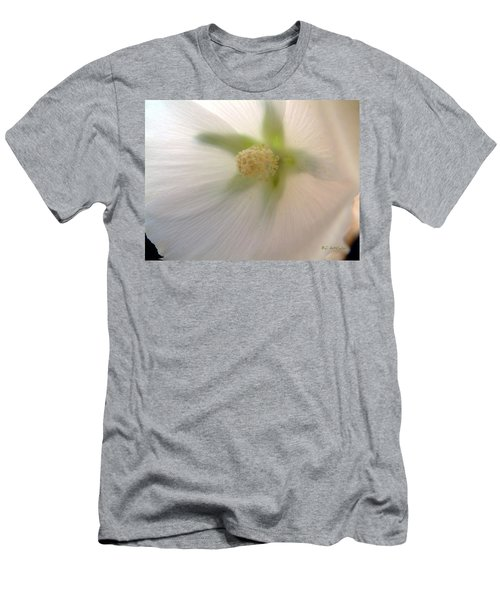 Men's T-Shirt (Slim Fit) featuring the photograph Shimmer by RC DeWinter