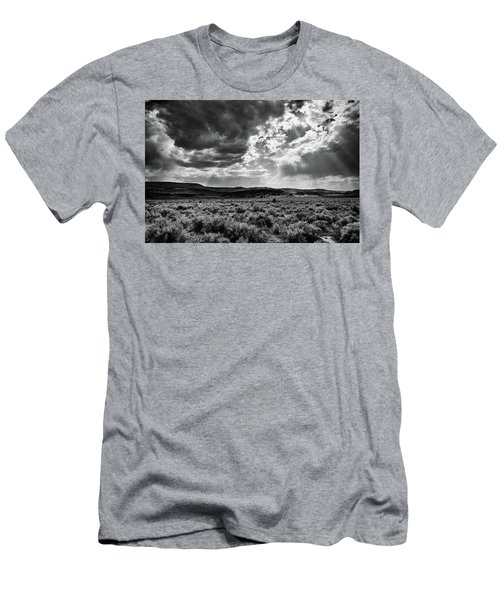 Shine Down On Me Men's T-Shirt (Athletic Fit)