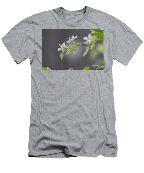 Shine In The Dark Men's T-Shirt (Athletic Fit)