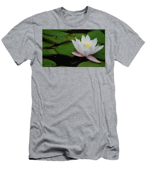 Men's T-Shirt (Athletic Fit) featuring the photograph Shining Bright by Amee Cave