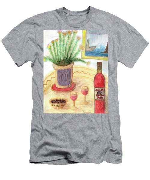 Shipwreck Cove  Men's T-Shirt (Athletic Fit)