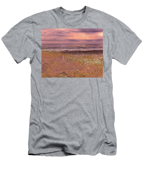 Shores Of Life Men's T-Shirt (Athletic Fit)