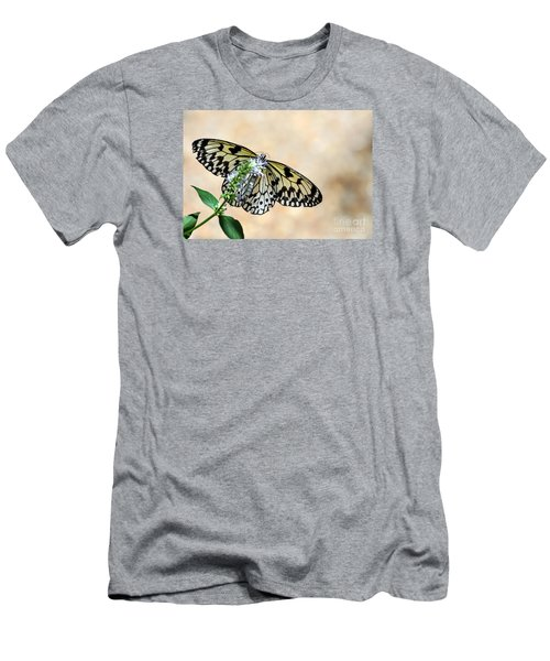 Showy Nymph Men's T-Shirt (Athletic Fit)