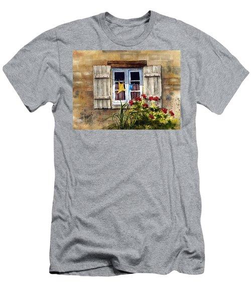 Shutters Men's T-Shirt (Athletic Fit)